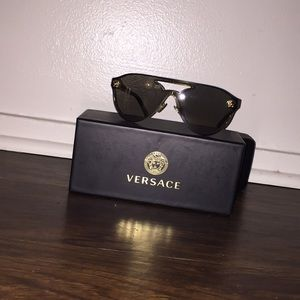 Versace sun glasses